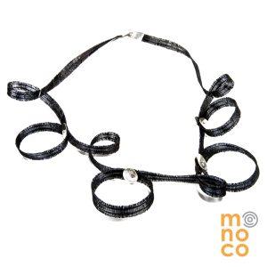 Collar Kullacas Negro