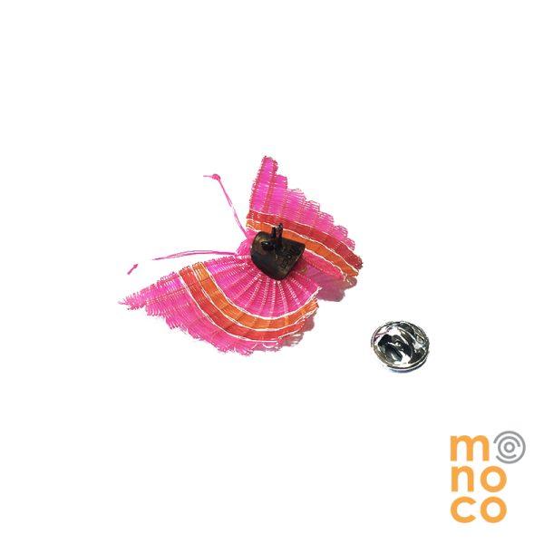 Pin Mariposa Crin