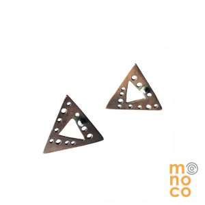 Aros Tope AOE Triangular Cobre
