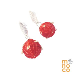 Pina Silver Earrings